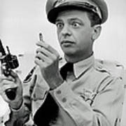 Don Knotts Print by Mountain Dreams