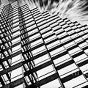 Downtown Print by Scott Pellegrin
