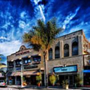 Downtown Ventura Print by Mountain Dreams