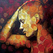 Emotions Print by Karina Llergo