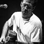 Eric Clapton 003 Print by Timothy Bischoff