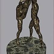 erotic acrobatics 3EA 1 Print by Pemaro