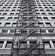 Escape Print by Scott Norris