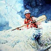 Eskimo Rolls Print by Hanne Lore Koehler