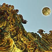 Event Horizon.   Print by Tautvydas Davainis