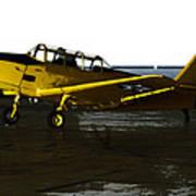 Fairchild Pt-26 Print by Steven  Digman