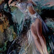 Fairy Print by Nelya Shenklyarska