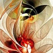 Fascinated Print by Anastasiya Malakhova