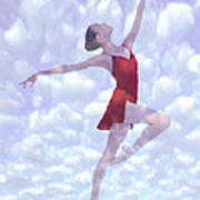 Feels Like Heaven Print by Steve K