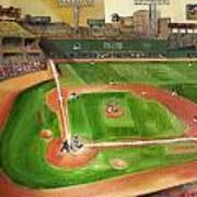 Fenway Park Print by Lindsay Frost