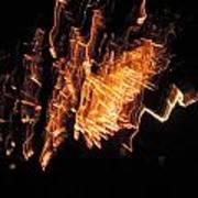 Fireworks 3 Print by Stephanie Kendall