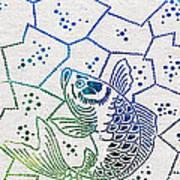 Fishing Net Print by Aged Pixel