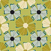 Flowers 3 Print by Lisa Noneman