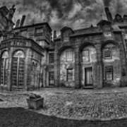 Fonthill Castle  Print by Susan Candelario