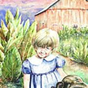 Forbes Road Farm Print by Arthur Fix