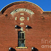 Forgotten Brewery Print by Luther   Fine Art