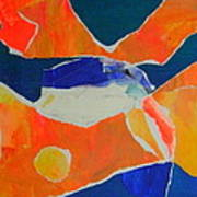 Fugue Print by Diane Fine