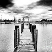 Georgetown Dock Print by John Rizzuto