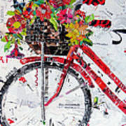 Get Your Spring Fix Print by Suzy Pal Powell