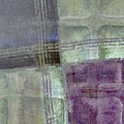 Glass Crossings Print by Carol Leigh