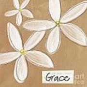 Grace Print by Linda Woods