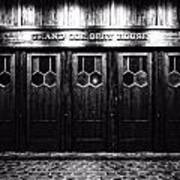 Grand Ole Opry House Print by Dan Sproul