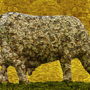 Grazing 2 Print by Jack Zulli