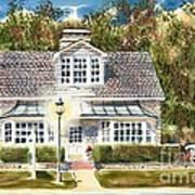 Greystone Inn II Print by Kip DeVore