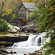 Grist Mill No. 2 Print by Harry H Hicklin