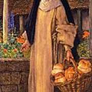 Guinevere Print by Eleanor Fortescue Brickdale