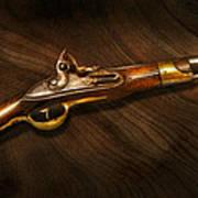 Gun - Pistols At Dawn Print by Mike Savad