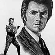 Harry Callahan Print by Andrew Read