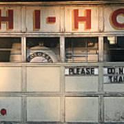 Hi-ho Print by Peter Veljkovich