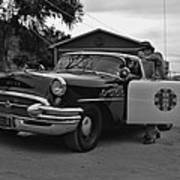 Highway Patrol 4 Print by Tommy Anderson