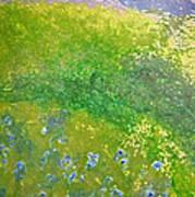 Hillside By Jrr Print by First Star Art