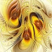 Hive Mind Print by Anastasiya Malakhova