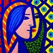 Homage To Pablo Picasso Print by John  Nolan