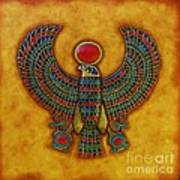 Horus Print by Joseph Sonday