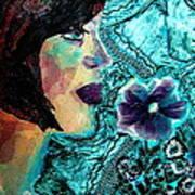 Ilana Print by Diane Fine