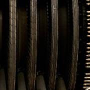 Inside The Engine Print by Christi Kraft