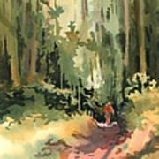 Into The Wild Print by Kris Parins