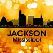 Jackson Ms 3 Print by Angelina Vick