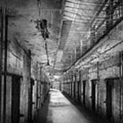 Jail - Eastern State Penitentiary - The Forgotten Ones  Print by Mike Savad