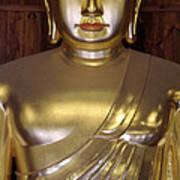 Jogyesa Buddha Print by Jean Hall
