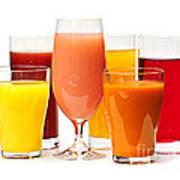 Juices Print by Elena Elisseeva