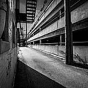 Just Another Side Alley Print by Bob Orsillo