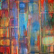 Kachina 1 Print by Tolere