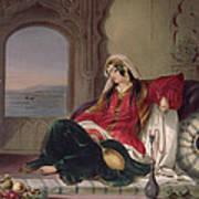 Kandahar Lady Of Rank Print by James Rattray