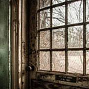 Keep Door Locked Print by Gary Heller