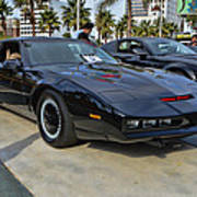 Kitt Print by Tommy Anderson